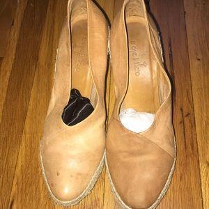 Beautiful platform shoes size 36.5